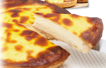 ティンカーベルのチーズ・ベーク